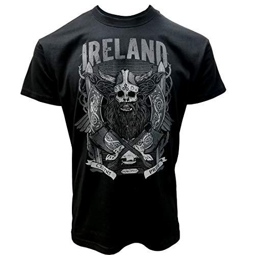 Traditional Craft Herren T1331 T-Shirt, Schwarz, XXL