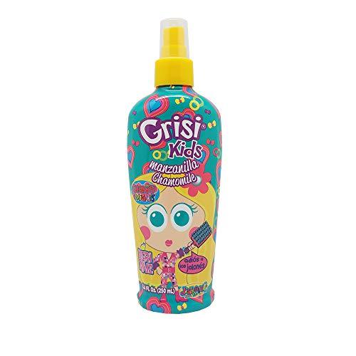 Grisi Kids Manzanilla Locion Desenredante Berinaiz 8.4Floz