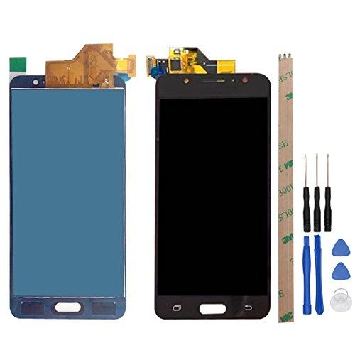 West Dragon LCD Touchscreen für Samsung Galaxy J5 2016 Display Ersatz Bildschirm Komplettes mit Werkzeuge für Samsung J5 2016 J510F (schwarz)