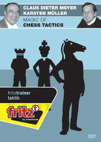 Price comparison product image The Magic of Chess Tactics Chess Training DVD