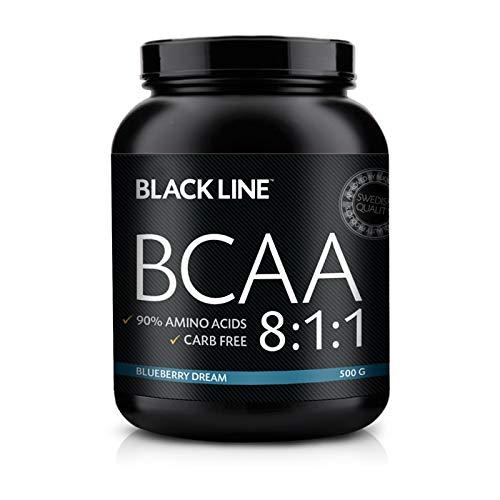 Budo & Fitness Black Line BCAA 8:1:1 (Raspberry Rhubarb Fusion)