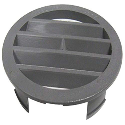 Lowest Prices! Zodiac 1-1-175 Light Concrete Gray Wall Fitting Grate Replacement for Leaf-B-Gone Dec...