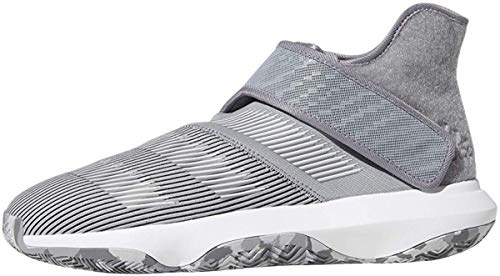 adidas Herren Harden B/E 3, Light Onix/Grey Two/Core Schwarz, 37 EU