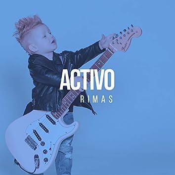 # 1 Album: Activo Rimas