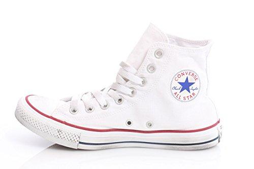 Converse - Zapatillas de Lona para hombre blanco Off White blanco Size: 41.5 EU