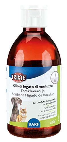 Aceite Hígado Bacalao, Perro-Gato, IT/SW/E, 250ml