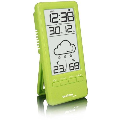 Wetterstation WS 6715 mini mit Vorhersage von Wettertendenzen, farblich sortiert