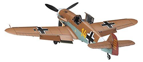 Hasegawa ST31 - Aeromodellismo Messerschmitt Bf109F4 Trop