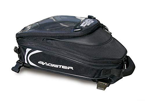 Bagster Newsign Tankrucksack Rucksack schwarz