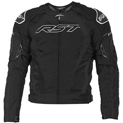 RST tractech EVO II 1397TXT Moto Chaqueta Negro