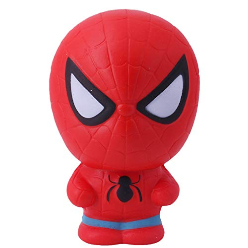MagicBalls Squishy Toys Jumbo Slow Rising Super Soft with Scented to Kids for Venting and Relaxing (Spider Man)