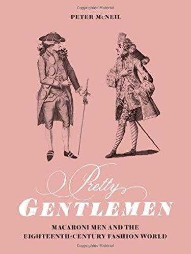 McNeil, P: Pretty Gentlemen