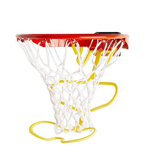 Basketball Ball Return Shooting Hoop Back Play Alone Perfect Return Practice