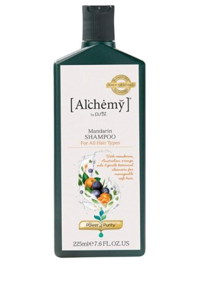 ジャンクカヌー知的[Al'chemy] Mandarin Shampoo アルケミー マンダリン シャンプー
