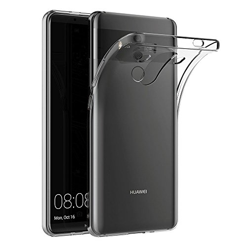 AICEK Cover Huawei Mate 10 PRO, Cover Huawei Mate 10 PRO Silicone Case Molle di TPU Trasparente Sottile Custodia per Huawei Mate 10 PRO (6,0 Pollici)