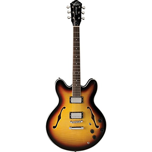 Oscar Schmidt OE30 Semi-Hollow Electric Guitar