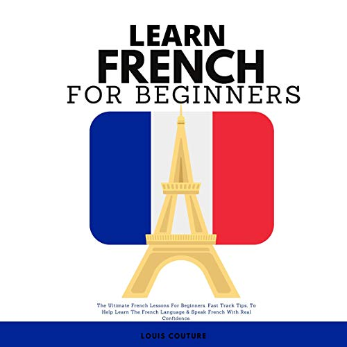 Learn French for Beginners (French Edition) cover art