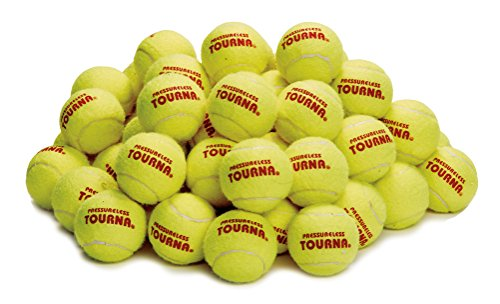 Tourna Pressureless Tennis Ball (Pack of 60)