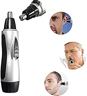 A Perfect Gifts Men's Nose Trimmer Nose Hair Trimmer Electronic Nose Ear Hair Cleaner Painless Trimming-Premium Quality St...