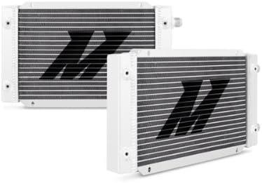 Mishimoto Universal 19 Row Topics on TV Pass Dual Oil Cooler Milwaukee Mall