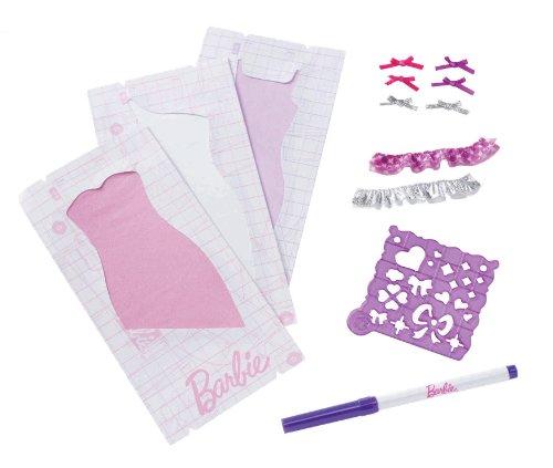 Mattel W3915 Barbie Mode-Designer Nachfüllpack - Rüschen