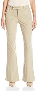 Lee Women's Modern Series Midrise Fit Dream Pant Ashlyn Bootcut Pant