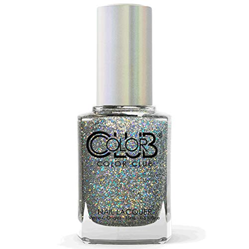 Color Club Nail Lacquer - Halo Crush Collection - Break it Up - 15ml / 0.5oz