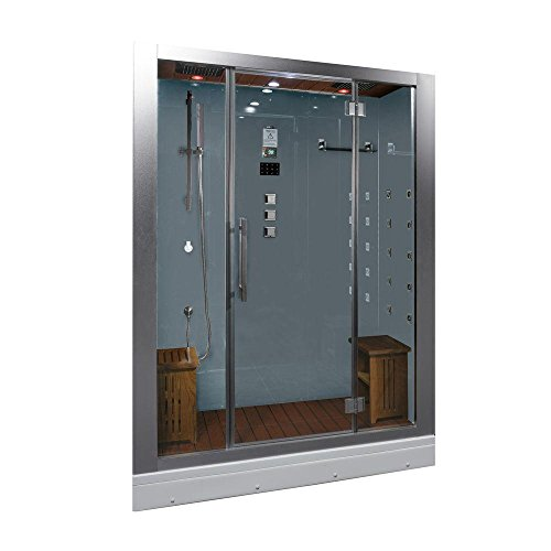 Product Image of the Ariel Platinum DZ972 Steam Shower