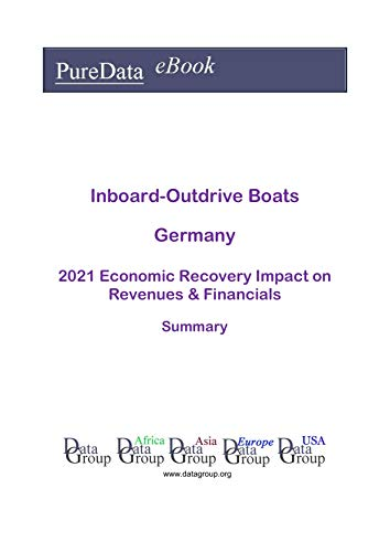Inboard-Outdrive Boats Germany Summary: 2021 Economic Recovery Impact on Revenues & Financials (English Edition)