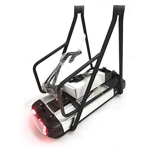 Batteria agli ioni di litio da 36 V, 13 Ah, per bicicletta elettrica, con telaio del freno da 26'