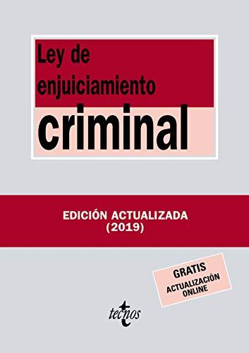 Ley de Enjuiciamiento Criminal (Derecho - Biblioteca de