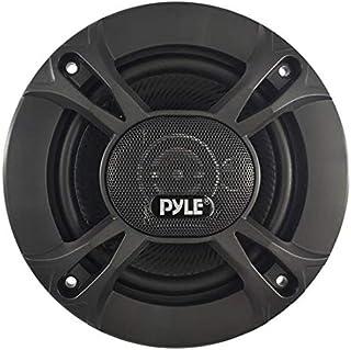 سماعات ستيريو في السيارة العالمية ثلاثية الاتجاهات - 240 واط 5.25 بوصة مكبر صوت للسيارة صوت عالي المحور العالمي OEM السريع استبدال مكون مكبر صوت للسيارة / لوحة جانبية متوافقة - بايل PL513BK (زوج)