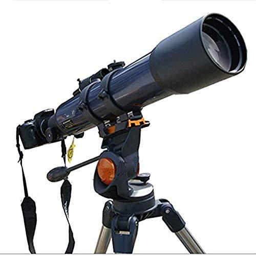 Telescopio Telescópico Y Telescopio Astronómico De Refracción De La Tierra para Niños Observación De La Luna Al Aire Libre, 6X30 Buscador Óptico Espejo Revestimiento De Banda Ancha Multicapa
