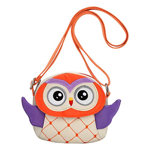 DEEKEY Bolsos para niñas pequeñas para niños – Mini lindos bolsos de princesa bolso de hombro mensajero de juguetes regalos bolso cruzado