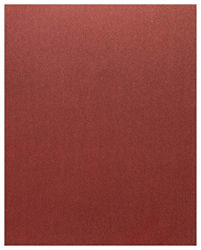 Bosch Professional 2608621597 Hoja de Lija C420 Standard for Wood and Paint, Madera y Pintura, Grano P240, Accesorios para lijadora Orbital, Negro, 230 x 280 mm