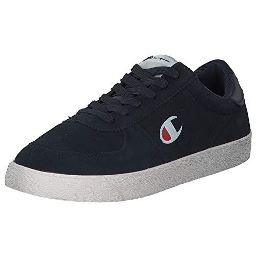CHAMPION Herren Sneaker Venice Suede, Navy, Gr. 45
