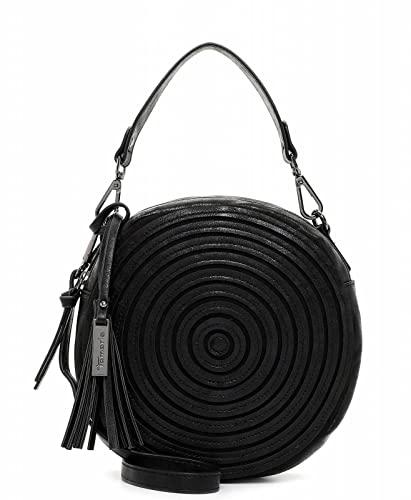 Tamaris Dalia Round Bag Black