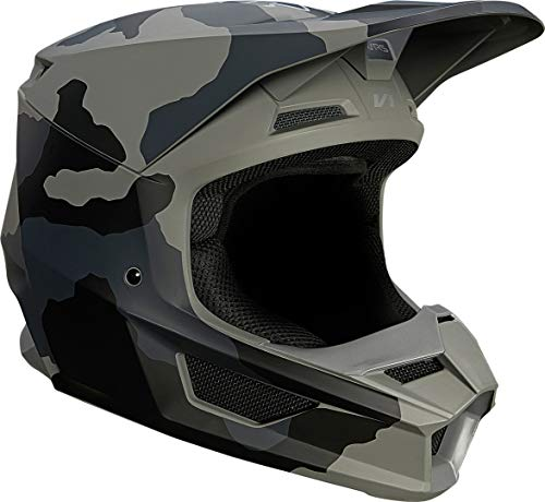 Fox V1 Trev Helmet Camo S