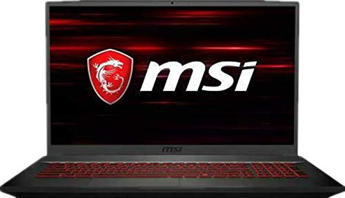 2019 MSI GF75 Laptop 17.3' 120Hz FHD Gaming Computer  9th Gen Intel Hexa-Core i7-9750H Up to 4.5GHz  32GB DDR4 RAM  512GB PCIE SSD + 1TB HDD  GeForce GTX 1050 Ti 4GB  Backlit KB  Win 10 (Renewed)