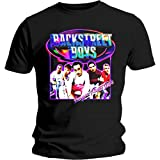 Photo de Backstreet Boys 'Larger Than Life' (Black) T-Shirt (Large)