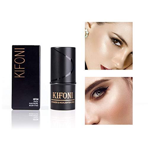 Maquillage Highlighter Illuminateur Batôn pour Visage Miroitement Contour Crème Highlight Stick