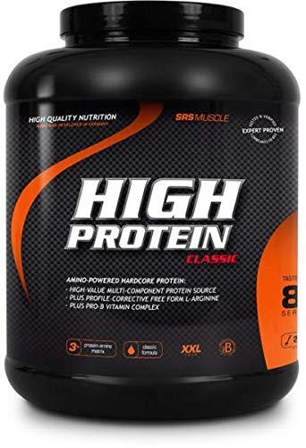 SRS Muscle High Protein Vanille - 1000g