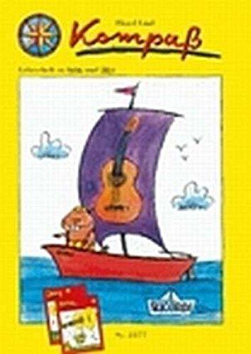 Kompass (Lehrerheft zu Pima + Gong). Gitarre