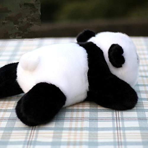 Generic Bra Plüsch-Panda in Schwarz und Weiß.
