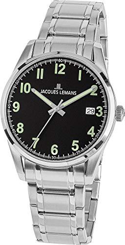 Jacques Lemans Liverpool 1-2070 1-2070C Reloj de Pulsera para Hombres