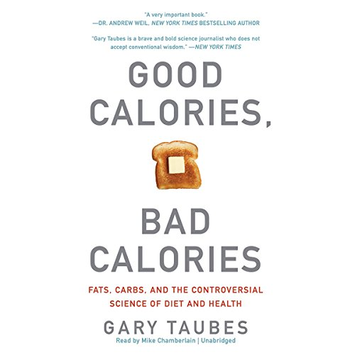 Good Calories, Bad Calories cover art