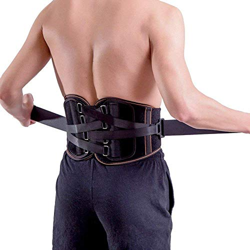 SZ-Climax 腰サポーター 腰痛ベルト コルセット 伸縮性 通気 腰痛緩和 腰椎固定 姿勢矯正 男女兼用