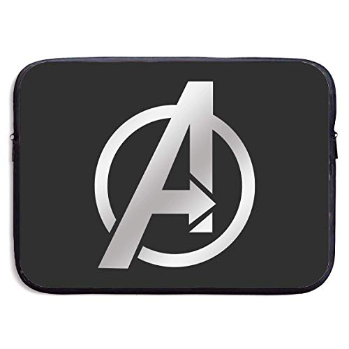 Hdadwy Lovesofun Neoprene Laptop Sleeve Case - The Aven-ger's End War Game Portable Business Notebook Liner Protective Bag for MacBook Pro/MacBook Air/Asus/Dell 13 Inch