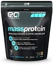 EQ Nutrition – Mass Protein Chocolate 1kg Estimated Price : £ 24,74