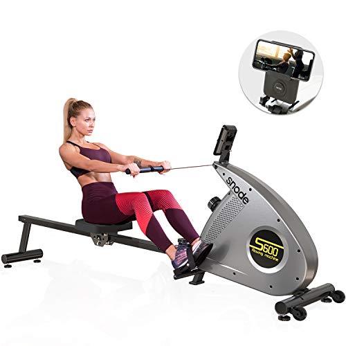 SNODE Water Resistance Rowing Machine